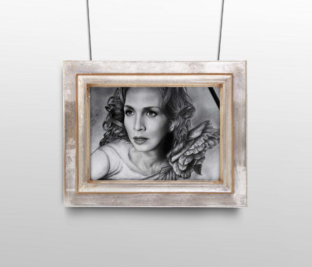 karakalem portre istanbul ankara çizim sevgili hediye fiyat listesi 12