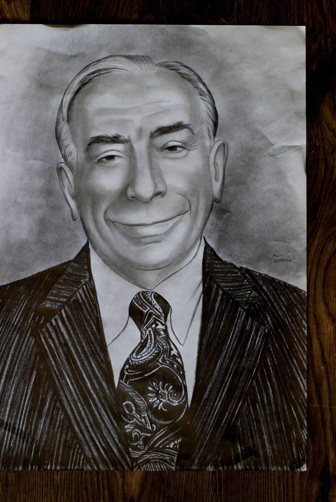 karakalem portre istanbul ankara çizim sevgili hediye fiyat listesi 13