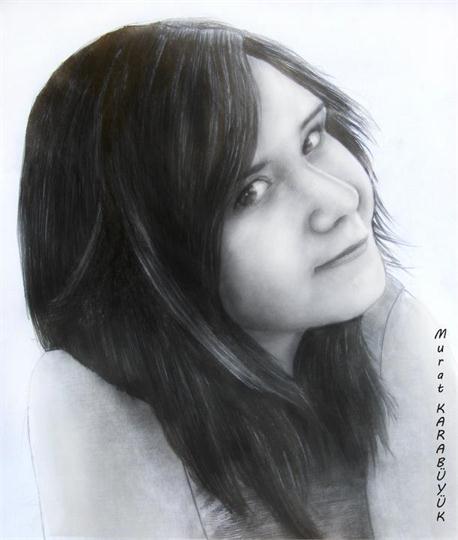 karakalem portre istanbul ankara çizim sevgili hediye fiyat listesi 32