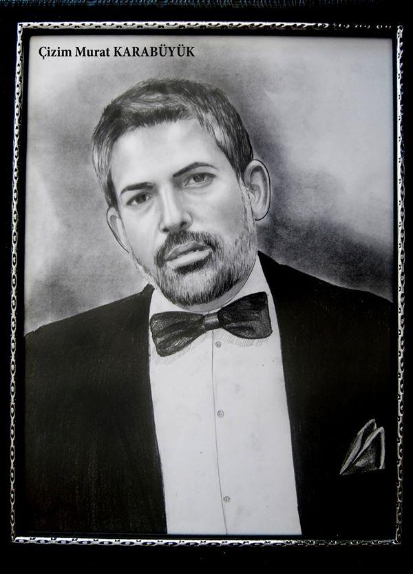 karakalem portre istanbul ankara çizim sevgili hediye fiyat listesi 98