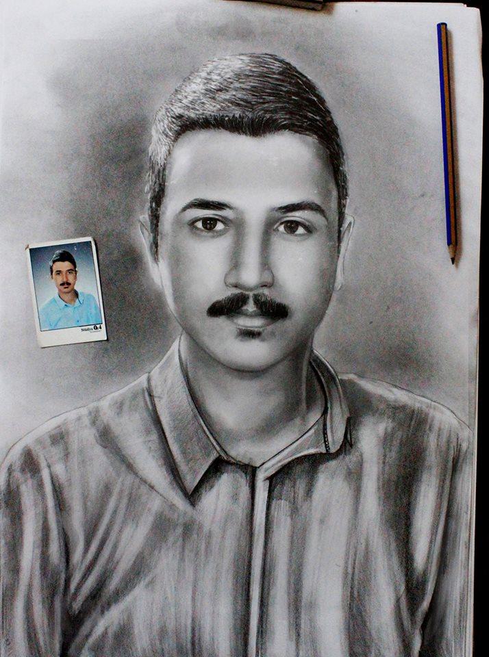 karakalem portre istanbul ankara çizim sevgili hediye fiyat listesi 21