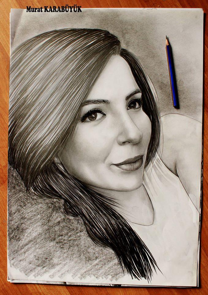 karakalem portre istanbul ankara çizim sevgili hediye fiyat listesi 28