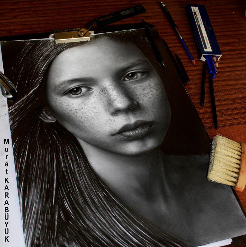 karakalem portre istanbul ankara çizim sevgili hediye fiyat listesi 29