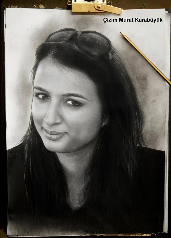 karakalem portre istanbul ankara çizim sevgili hediye fiyat listesi 78