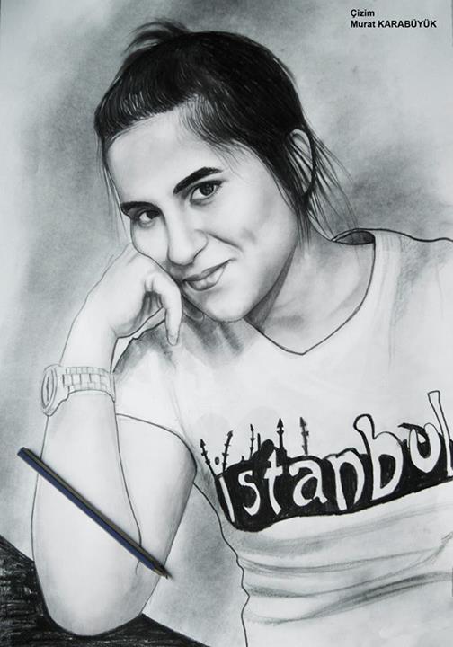 karakalem portre istanbul ankara çizim sevgili hediye fiyat listesi 61