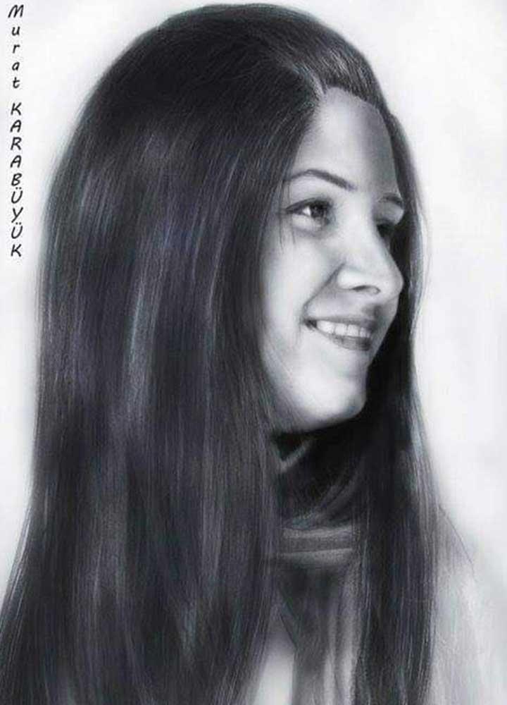 karakalem portre istanbul ankara çizim sevgili hediye fiyat listesi 62