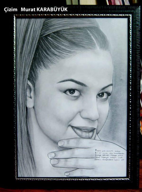 karakalem portre istanbul ankara çizim sevgili hediye fiyat listesi 97