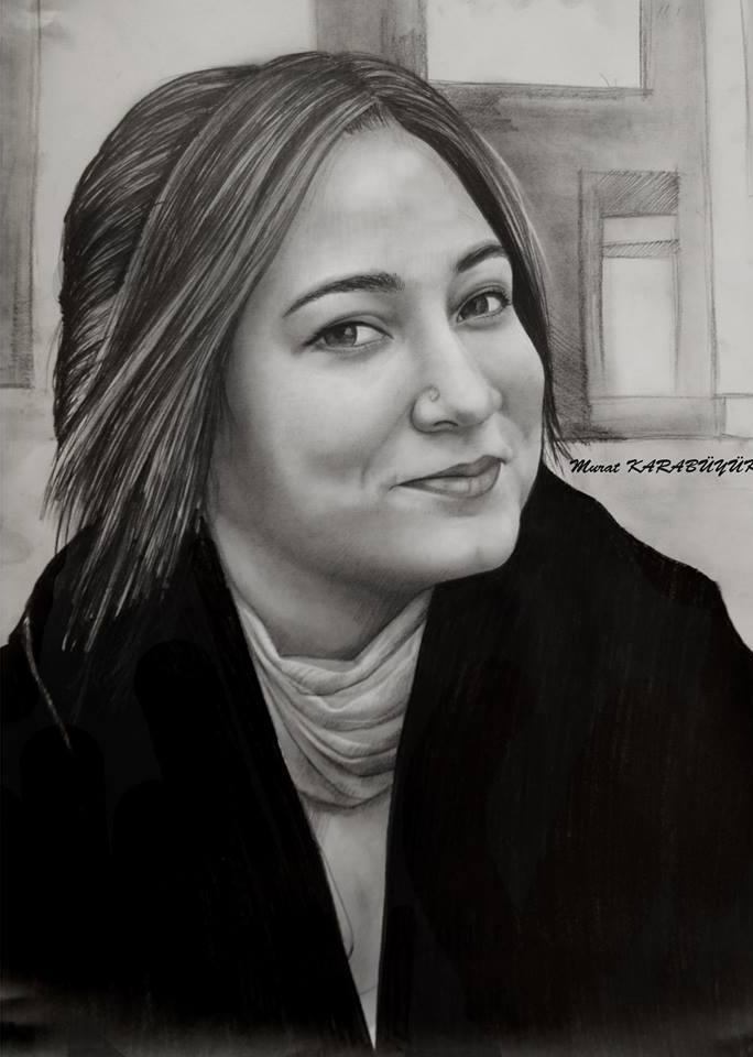 karakalem portre istanbul ankara çizim sevgili hediye fiyat listesi 23