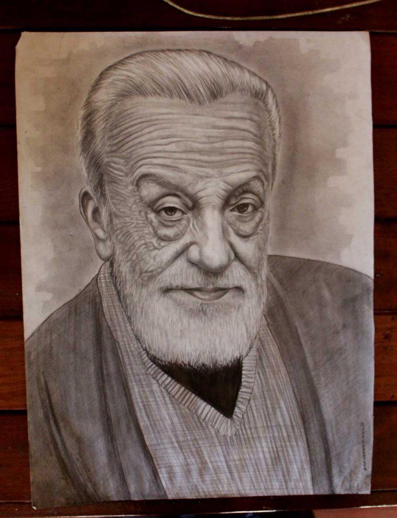 karakalem portre istanbul ankara çizim sevgili hediye fiyat listesi 145