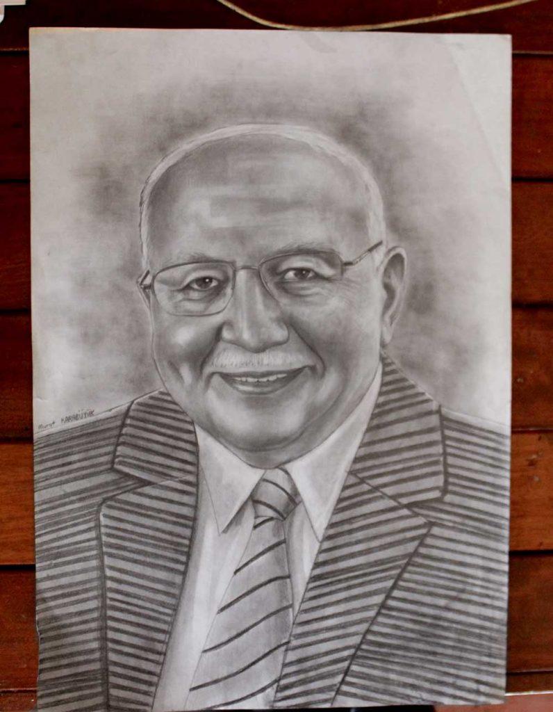karakalem portre istanbul ankara çizim sevgili hediye fiyat listesi 139