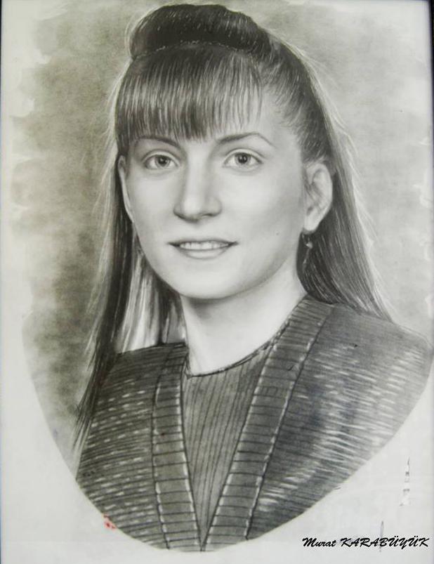 karakalem portre istanbul ankara çizim sevgili hediye fiyat listesi 24
