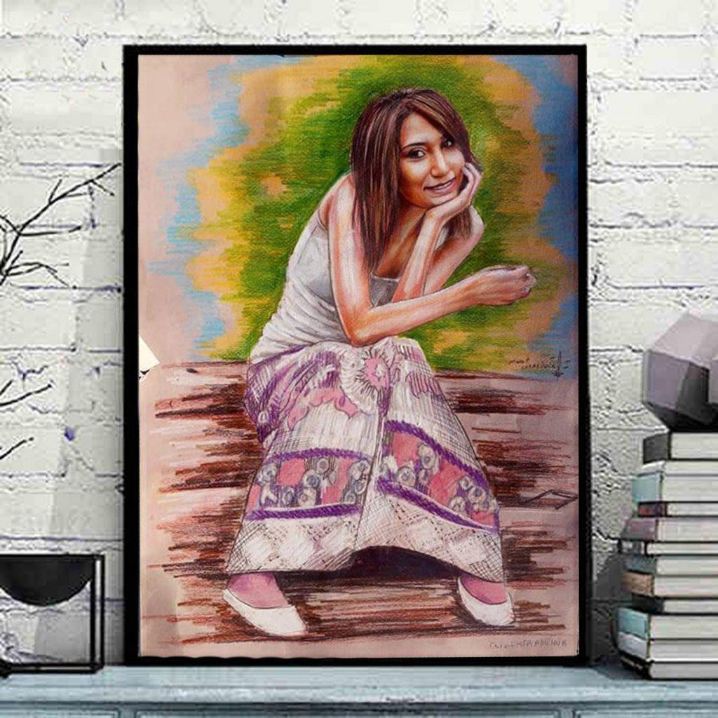 pastel yağlıboya karakalem karikatür portre sipariş fiyat listesi karikatür ankara 59