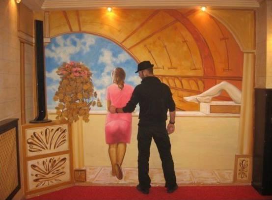 duvar resmi graffiti ankara sanat karakalem portre 4