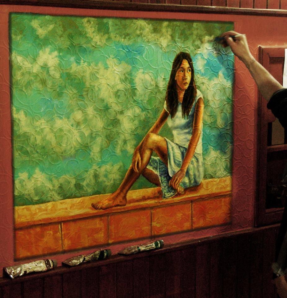 duvar resmi graffiti ankara sanat karakalem portre 49