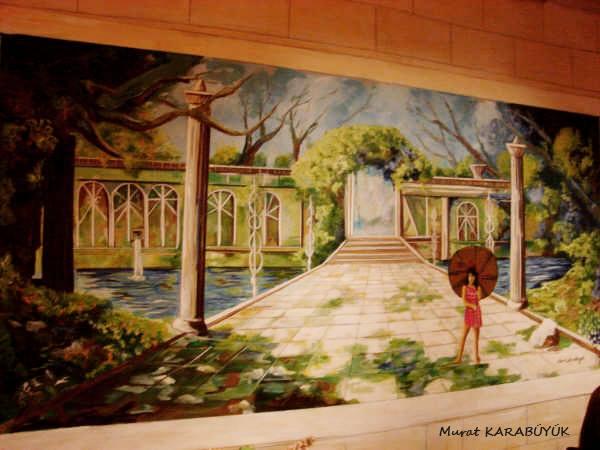 duvar resmi graffiti ankara sanat karakalem portre 14