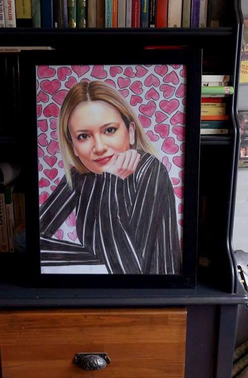 pastel yağlıboya karakalem karikatür portre sipariş fiyat listesi karikatür ankara 54