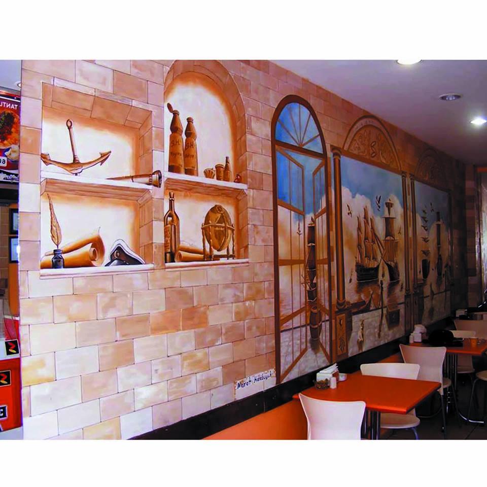 duvar resmi graffiti ankara sanat karakalem portre 43