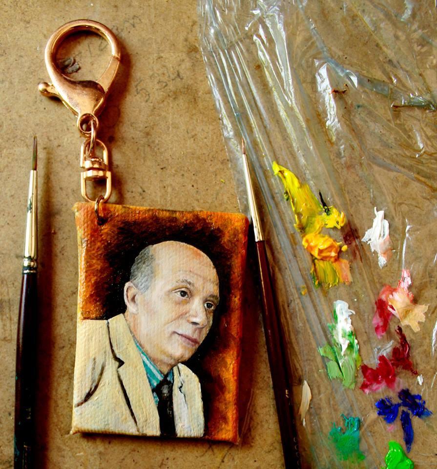 karakalem portre yağlıboya pastel istanbul ankara 3