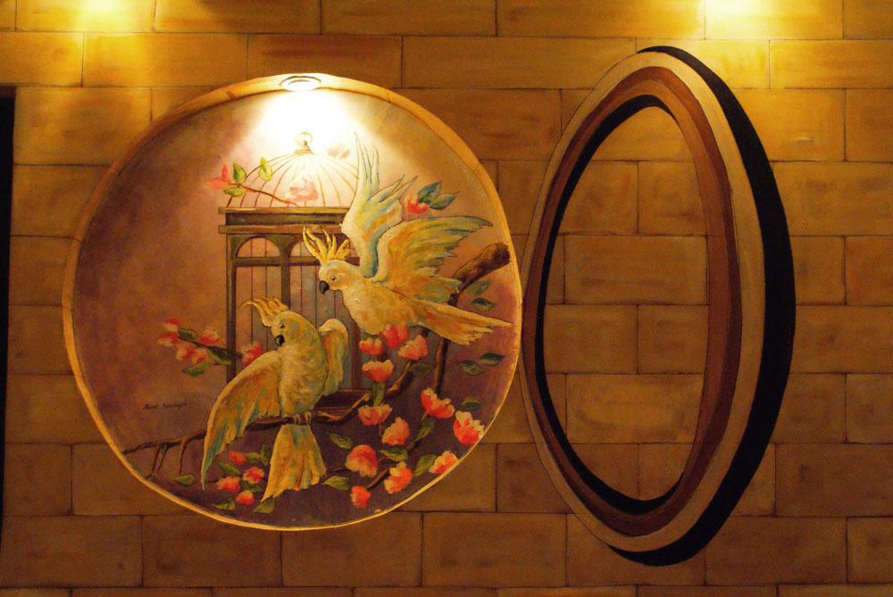 duvar resmi graffiti ankara sanat karakalem portre 54