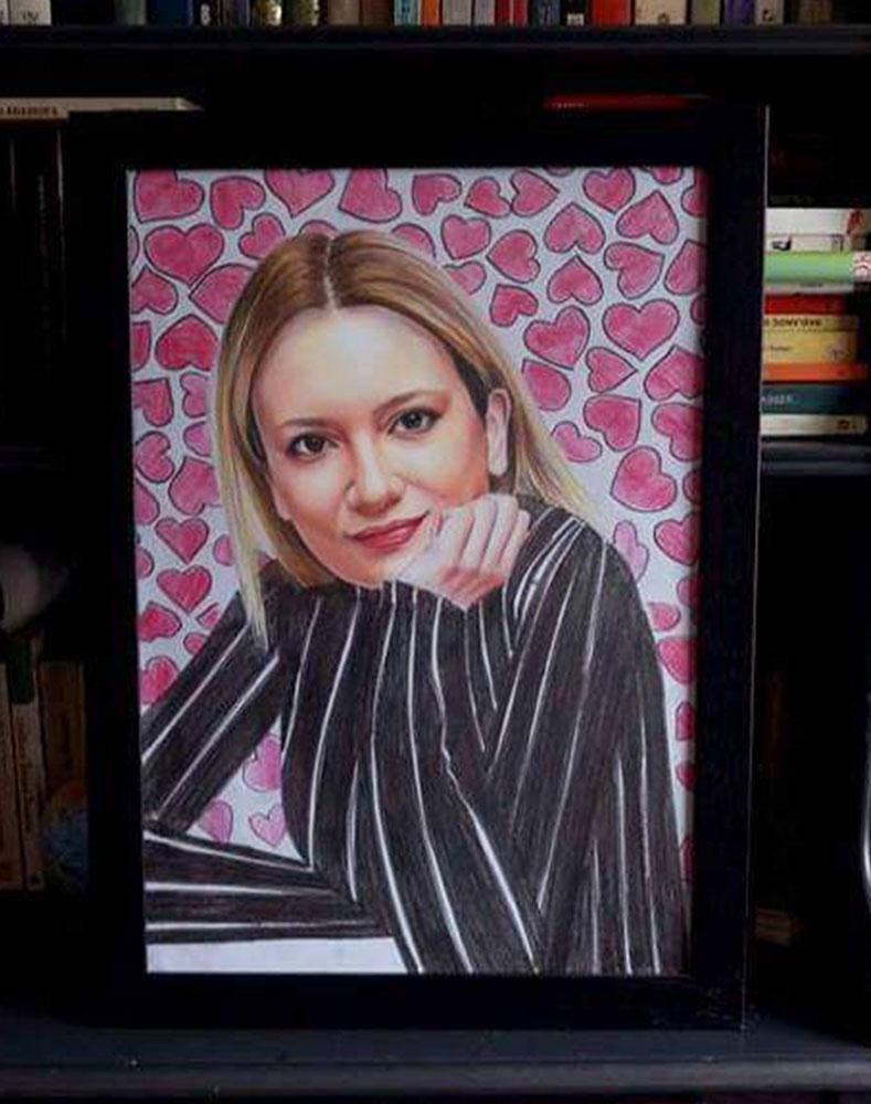 pastel yağlıboya karakalem karikatür portre sipariş fiyat listesi karikatür ankara 36