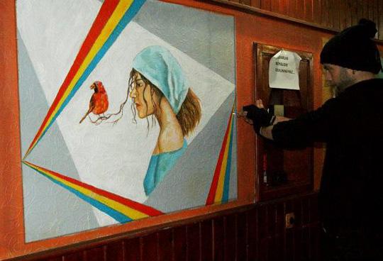 duvar resmi graffiti ankara sanat karakalem portre 39