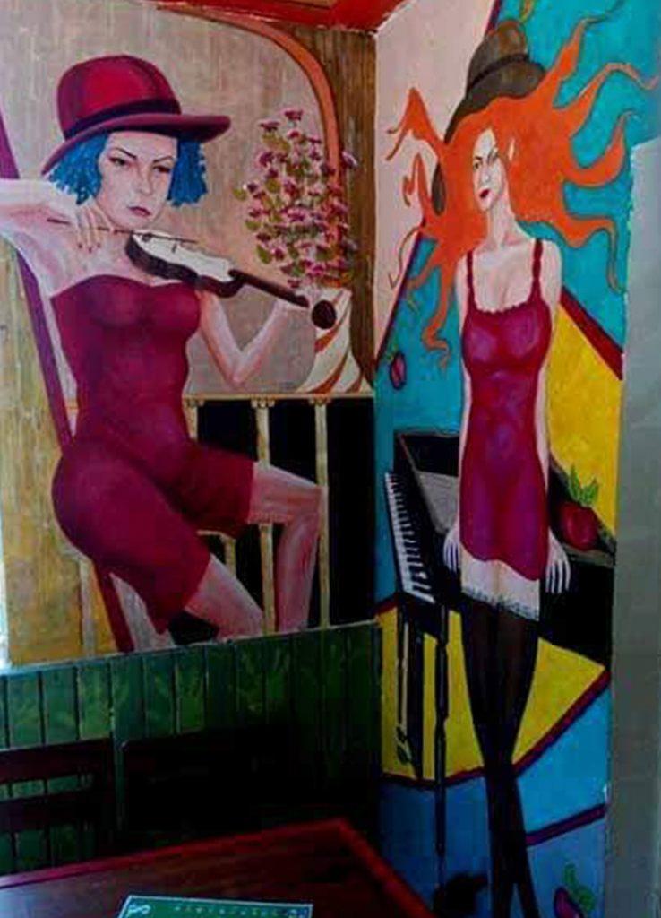 duvar resmi graffiti ankara sanat karakalem portre 64