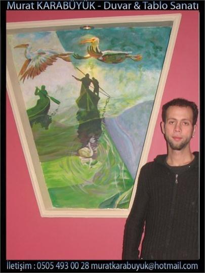 duvar resmi graffiti ankara sanat karakalem portre 8