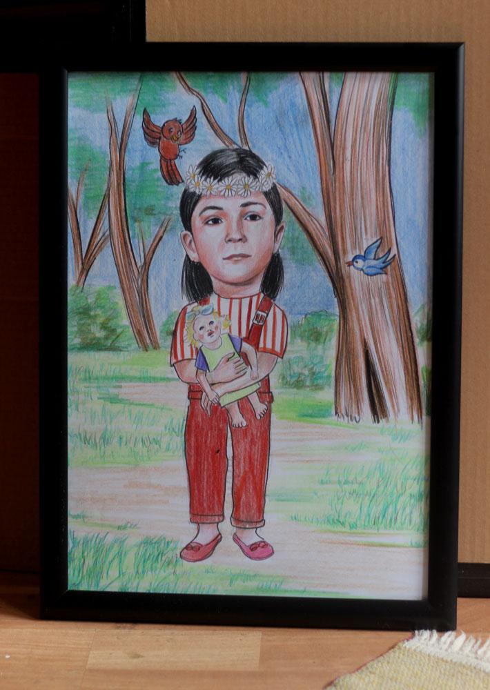karikatür pastel yağlıboya portre sipariş fiyatlistesi istanbul ankara 1